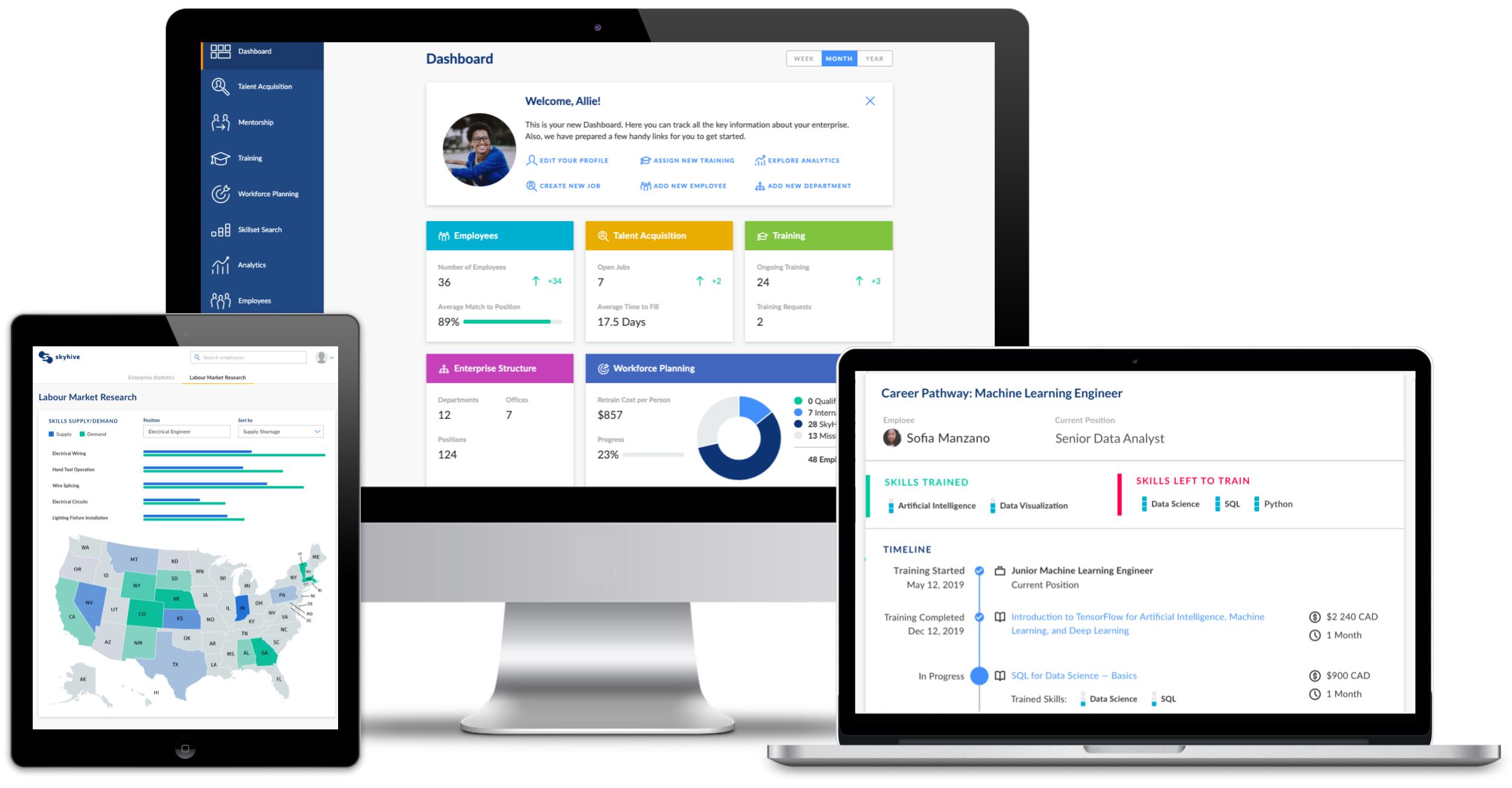 SkyHive Enterprise Platform